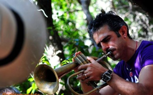 Berchidda, città di Time In Jazz