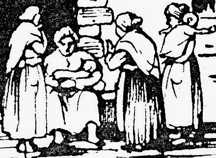 Il dono del latte di mamma nella Sardegna tradizionale