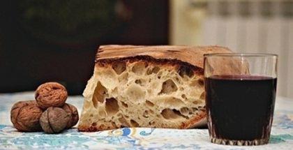 Pane, noci e vino