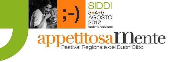 """Festival sul cibo """"AppetitosaMente"""""""