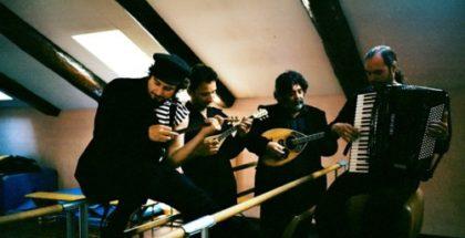 Foto di Valerio Spada -Vinicio, Vassilis Massalas, Manolis Pappos, Ntinos Chatziiordanou