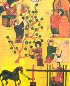 Il monachesimo fra tensione spirituale e vita terrena