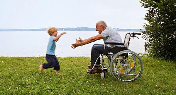 La disabilità nell'anziano