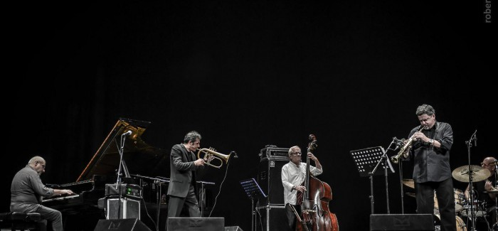 Il quintetto di Paolo Fresu in concerto per Forma e poesie nel Jazz