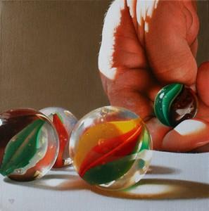 """Serie """"Giocattoli"""", olio su tela www.artpaolotagliaferro.it/"""
