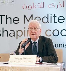 Incontro di Copeam in Tunisia con referenti locali per i progetti sull'audiovisivo