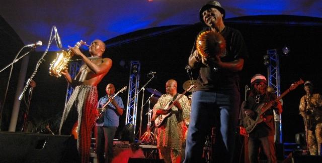 Seun Kuti a Quartu, grande musica dall'Africa
