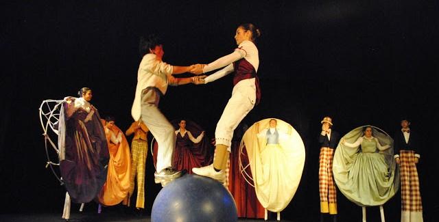 Festival delle arti del Gerrei, Bisu de una noti de mesu estadi
