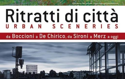 """A Villa Olmo la Mostra  """"Ritratti di città. Urban Sceneries""""."""