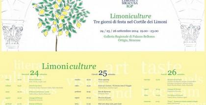 Programma Limoniculture