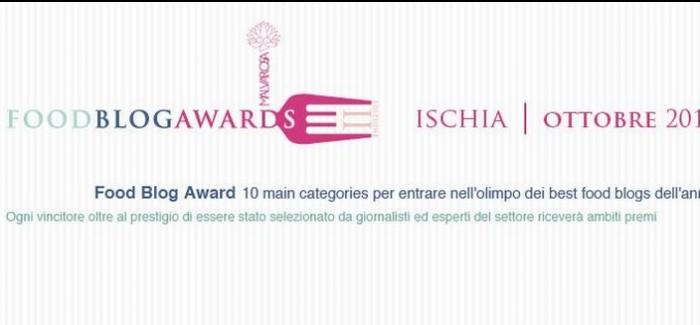 Food Blog Awards 2014  Oltre 250 blogger iscritti. C'è tempo fino al 30 settembre per iscriversi