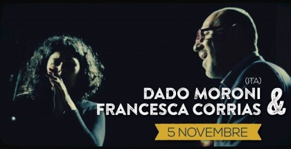 dado  moroni e francesca corrias