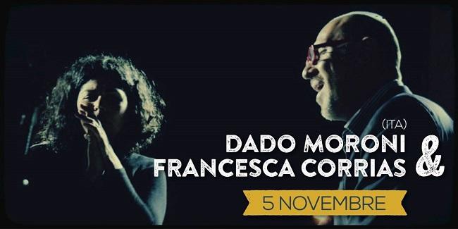 Dado Moroni e Francesca Corrias al Jazzino di Cagliari