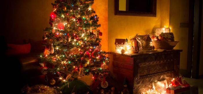 Natale: la festa delle luci