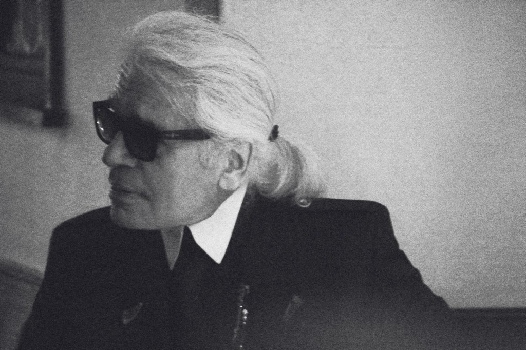 Pic by Chanel© - Reincarnation short film by Karl Lagerfeld - private screening at St Peter Stiftskeller, Karl Lagerfeld