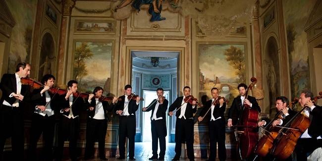 Concerto di Natale de Gli Archi Ensemble con Il Coro Lirico Conca D'Oro