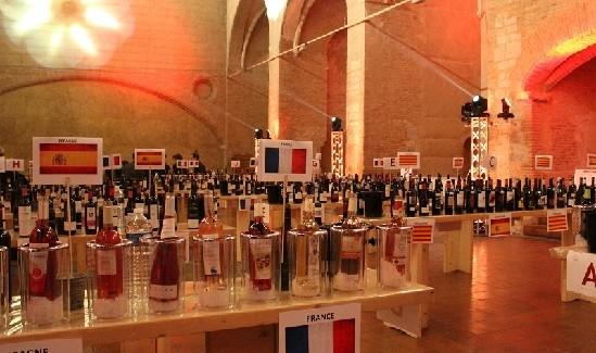 "3° Concorso Internazionale ""Grenaches du Monde"". Perpignan, 9 febbraio 2015"