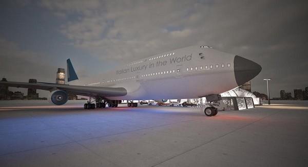 Pietro Parisi, il cuoco contadino sul Boeing 747 che porterà 100 eccellenze del Made in Italy in 13 tappe mondiali