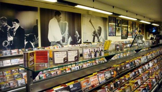 Consumo di dischi