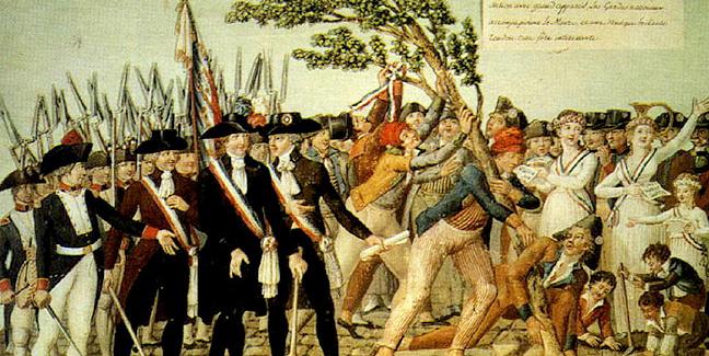 Se scompare la classe media… una riflessione sulla rivoluzione francese