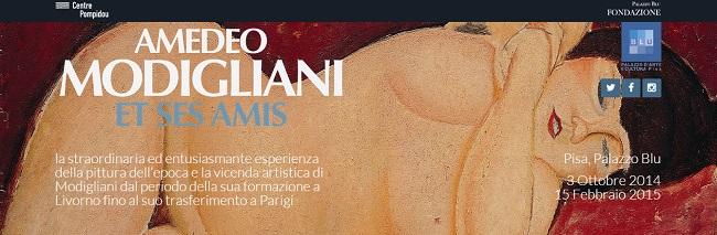 A Pisa grande successo per la mostra Amedeo Modigliani et ses amis