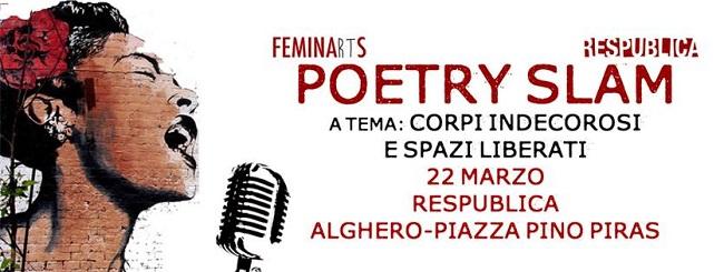 Alghero Poetry Slam