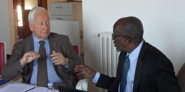 Rettore Università Nazionale Somala (UNS), a Roma