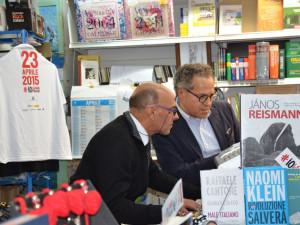 Giancarlo Murru e Massimo Dadea