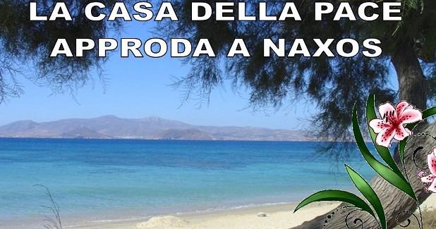 La Casa della pace  presenta  la Carovana Artistica  l'Altra Vacanza a Naxos in Grecia