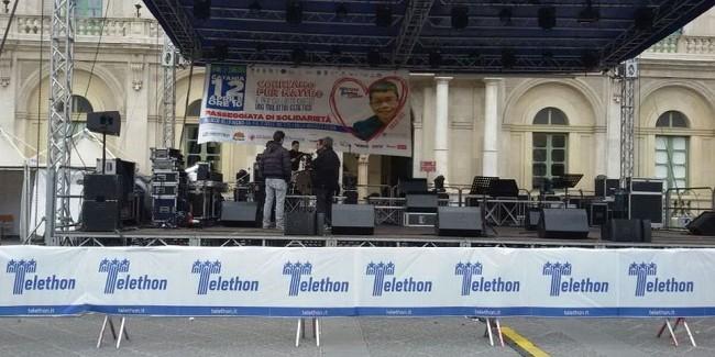 Telethon Catania, inaugurate le iniziative a sostegno della Walk of Life 2015