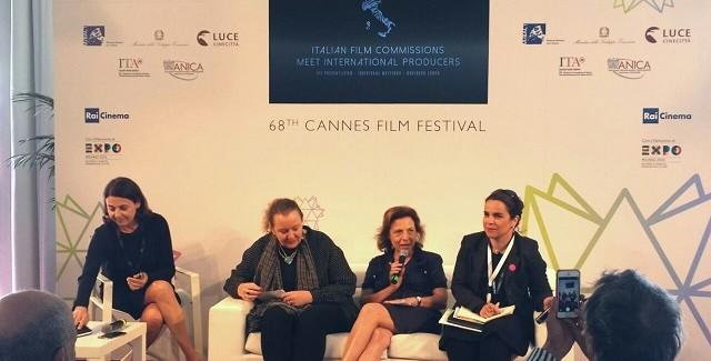 Intensa attività della Sardegna Film Commission al Festival di Cannes