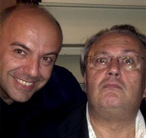 Luca De Angelis e Bebo Storti