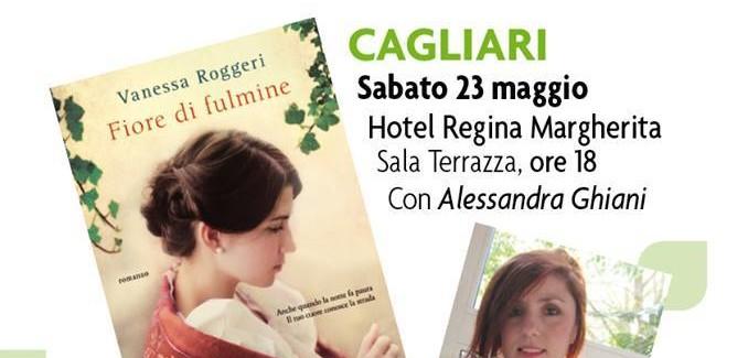 "Vanessa Roggeri ""a piede Lìberos"" a Cagliari"