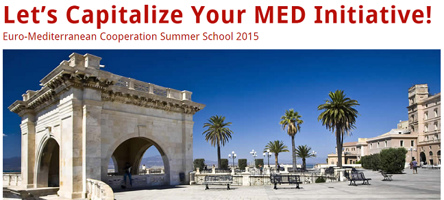 "Questa estate, ""Let's Capitalize Your MED Initiative!"" in Sardegna!"