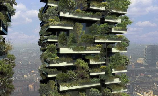 1 – Bosco verticale, Milano