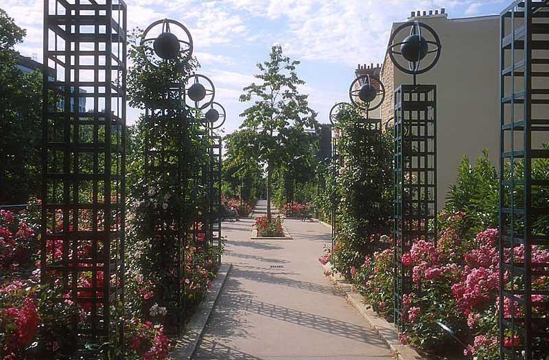 2 -  Promenade plantée; Parigi