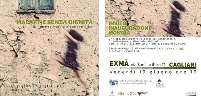 "All'Exmà di Cagliari inaugurazione mostra ""Malattie senza dignità"""