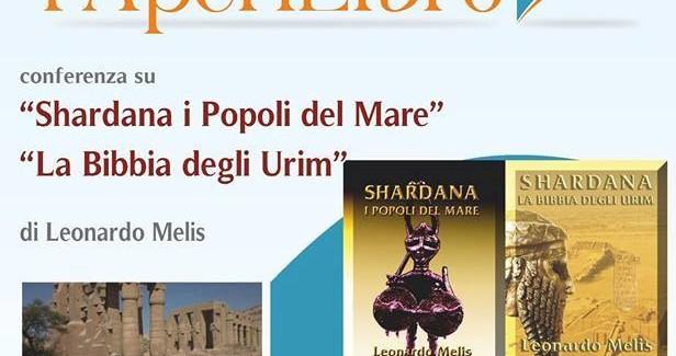"""Conferenza a Pula su """"Shardana, i Popoli del Mare"""" e la """"Bibbia degli Urim"""""""