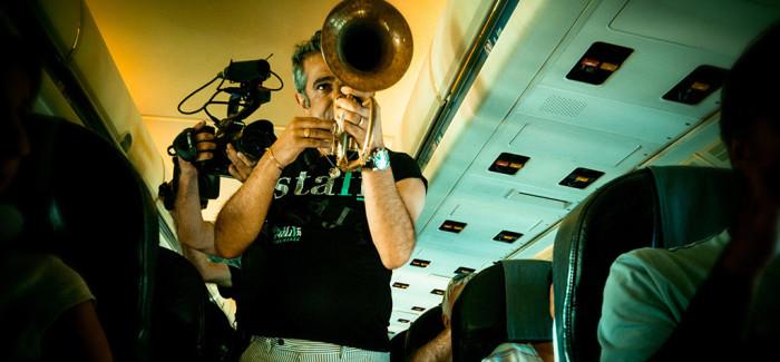 """Le """"Ali sarde"""" di Time in Jazz 2015"""