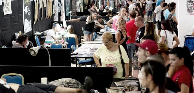 Cagliari torna la tattoo convention for La tattoo convention