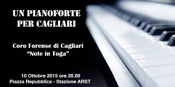"""Al via l'iniziativa benefica """"Un Pianoforte per Cagliari"""""""