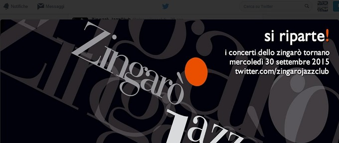 Torna il grande jazz italiano allo Zingarò Jazz Club di Faenza