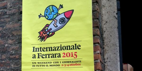 Con Internazionale tre giorni di giornalismo mondiale a Ferrara