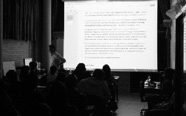 Sono iniziati i laboratori sui mestieri del cinema del Festival Passaggi d'Autore: intrecci mediterranei 2015