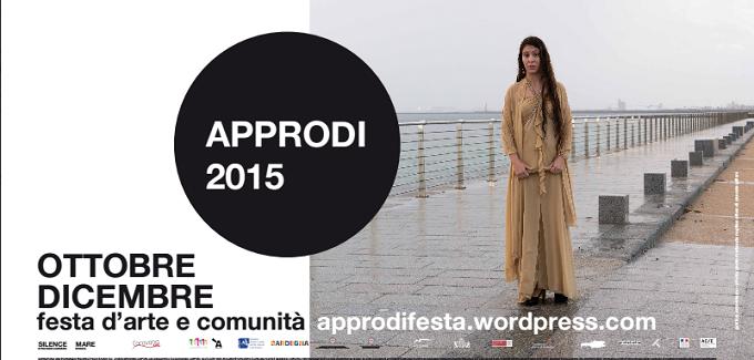 """Inizia a Cagliari """"Approdi"""", festa d'arte e comunità"""