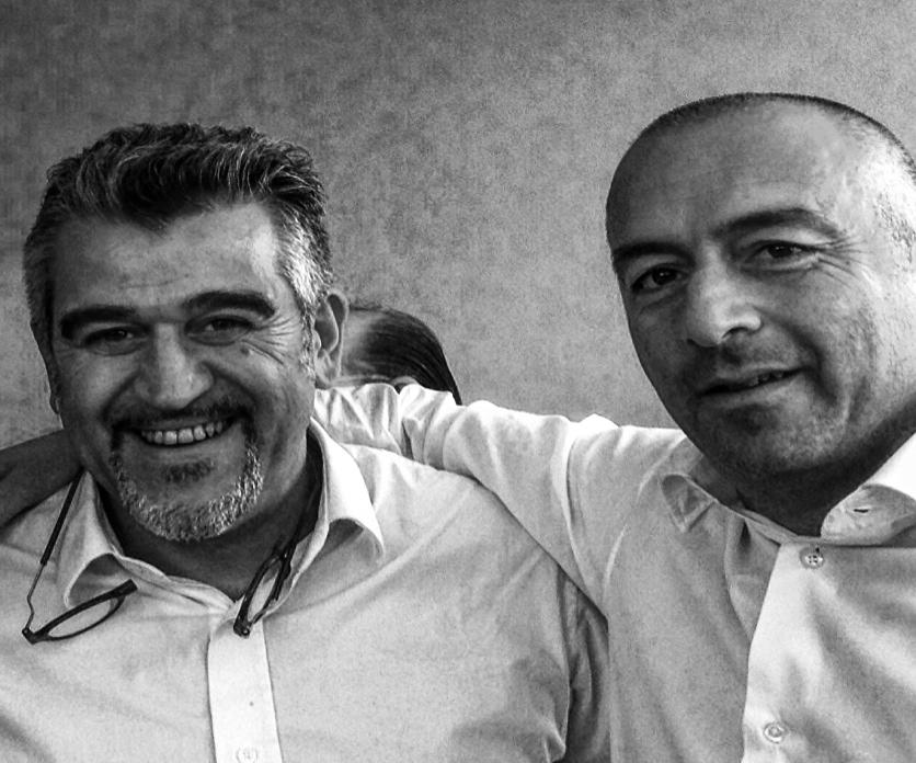 Roberto Cipresso e Paolo Tuccitto