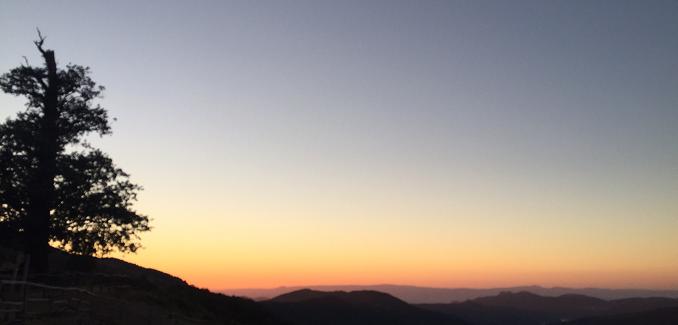 Il senso dello spazio e la scoperta del paesaggio in Sardegna