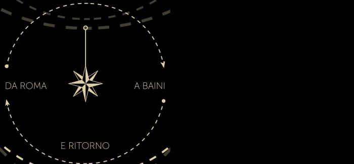 Da Roma a Baini e ritorno. Un itinerario per immagini