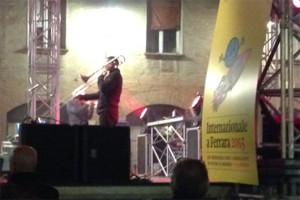 Concerto di Paolo Fresu