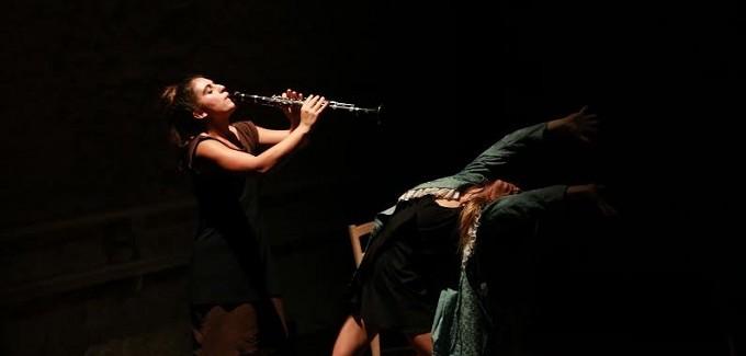 """Teatro T.Off presenta """"SULLE ORME"""" Il Mediterraneo, Il Corpo, Il Viaggio"""